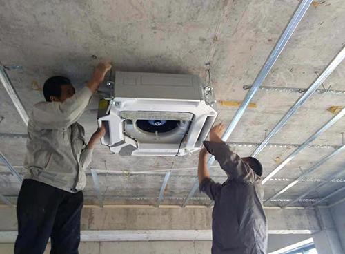 长兴岛中央空调安装