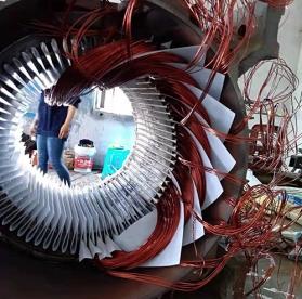 瓦房店电机维修