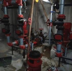 开发区水泵维修